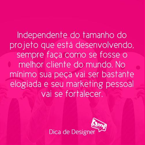 #DicadaBamp