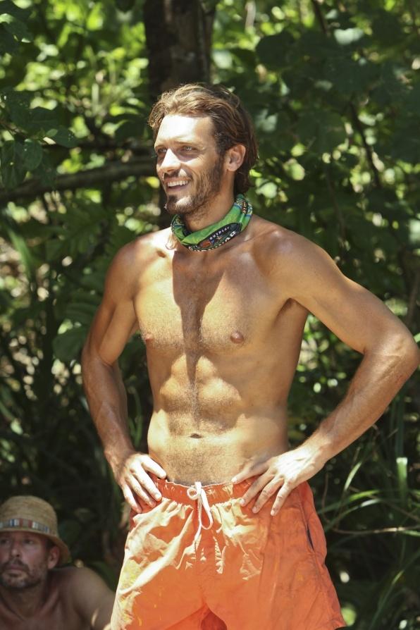 """Survivor Photos: Reynold in """"Blindside Time"""" Episode 8 of Season 26 on CBS.com"""