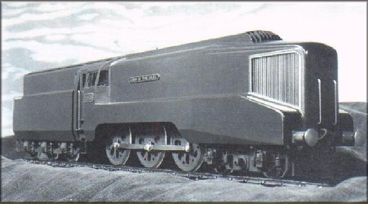 ENGLISH ELECTRIC COMPANY LIMITED Born in the days when steam dominated the railway lines of Britain, the gas turbine locomotive, GT3, was a bold project which became another victim of BR's Modernization