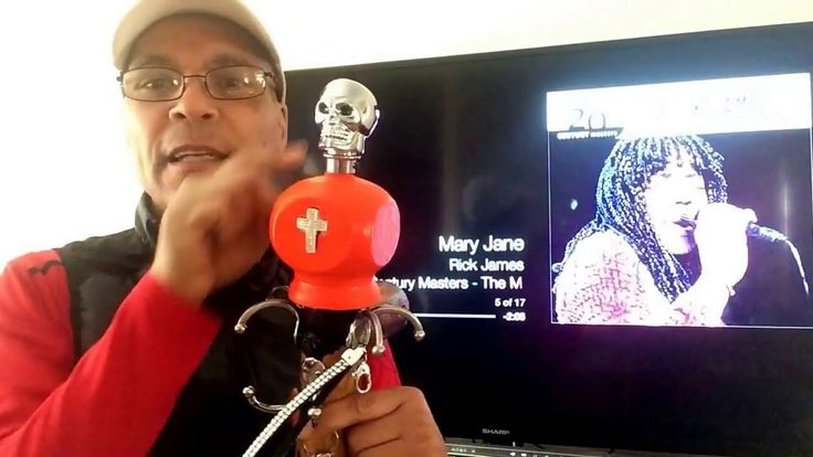 Check out one of the new hillbillydoo marry Jane canes ! - YouTube