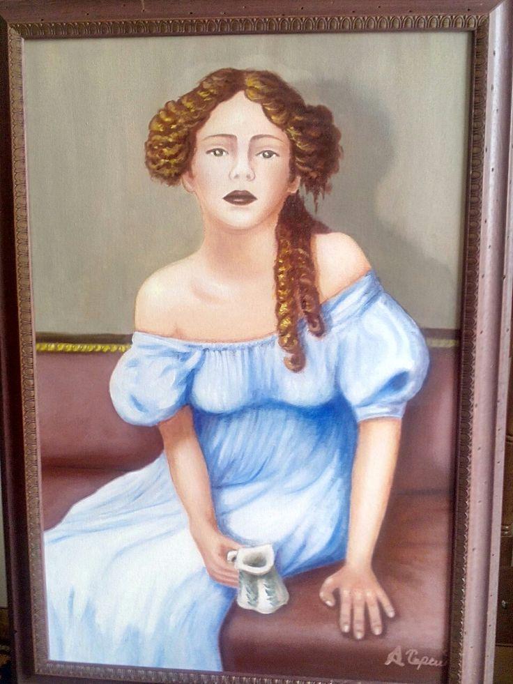 40*60 cm oil on canvas