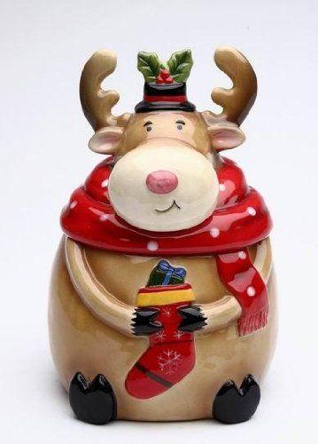 Cosmos Gifts 56522 Seasonal/Holiday Moose Cookie Jar, 7-Inch Cosmos Gifts,http://www.amazon.com/dp/B007T4INN6/ref=cm_sw_r_pi_dp_VbcLsb07HG4DMN1E