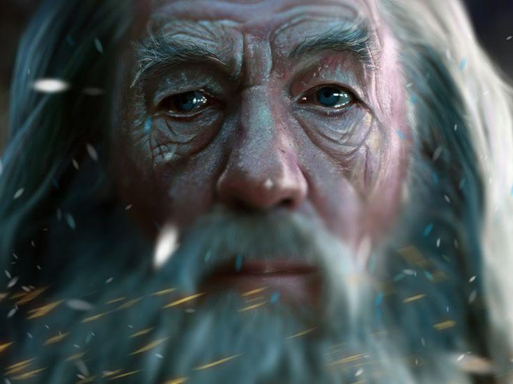 25 Breathtaking Digital Paintings from Dribbble | Digital ...
