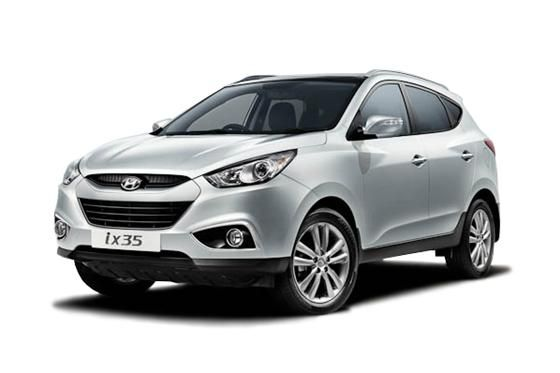 Hyundai Ix35 1.6GDi S 135PS 2WD - see how this Compact SUV fares in our Best Compact SUV under £18.5k category!
