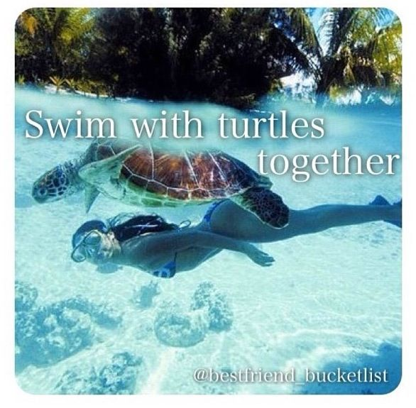 Best friend bucket list- YES!!!