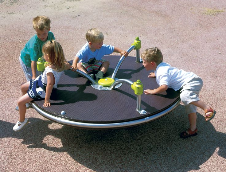 Speed Gyro provides great spinning fun for all children.