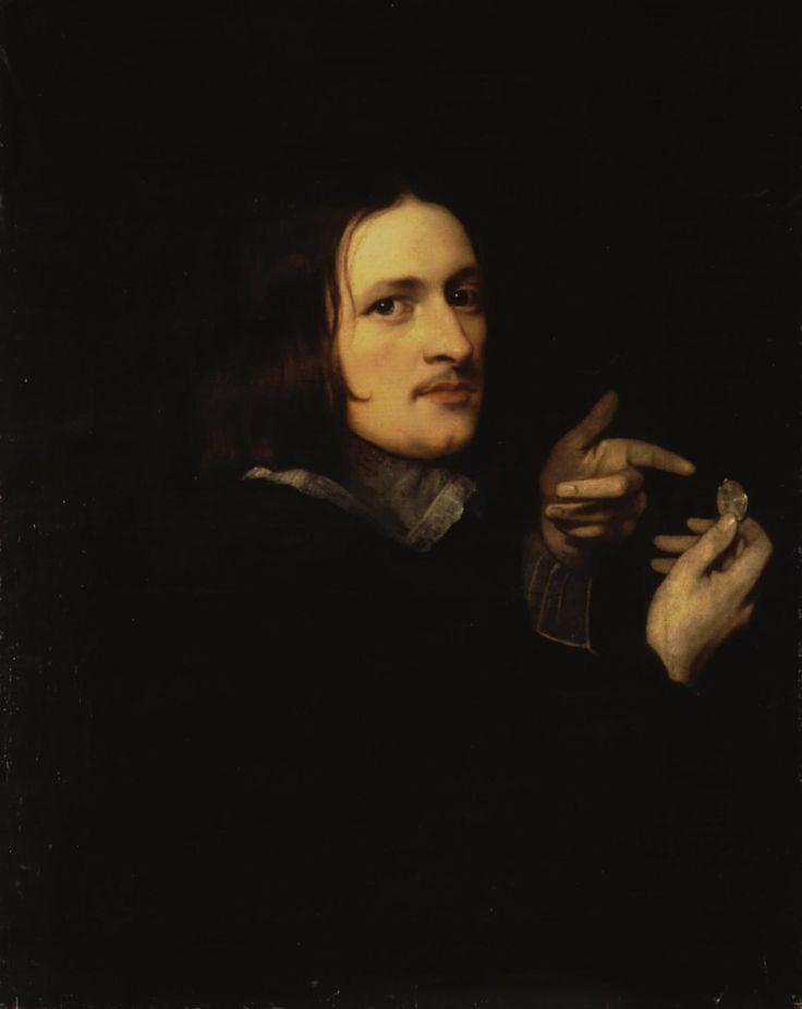 Michael Sweerts Portrait of a Man (1650's) oil on canvas 80 x 64 cm