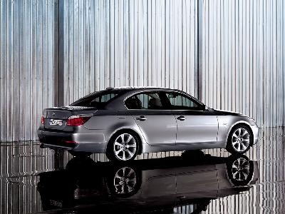 BMW 525 d with XDrive - my kind of car