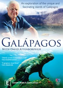 Galapagos with David Attenborough. Two hundred years after Charles Darwin set foot on the shores    of the Galápagos Islands, David Attenborough travels to this wild and mysterious archipelago. $29.99