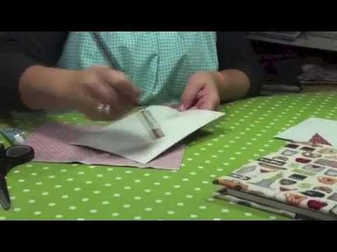 Passo a Passo - Técnica de Cartonagem nível 1 - YouTube