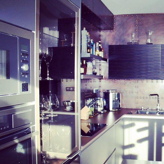 Living room, design, Praha