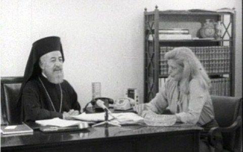 Από το ντοκιμαντέρ της ΕΡΤ «Διάλογοι με τη Μελίνα Μερκούρη»