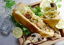 秋鮭のうまみと味噌の香りが食欲をそそる 秋鮭のちゃんちゃん焼きサンド   「日常と食のコト」でくらしを楽しくするライフスタイルマガジン