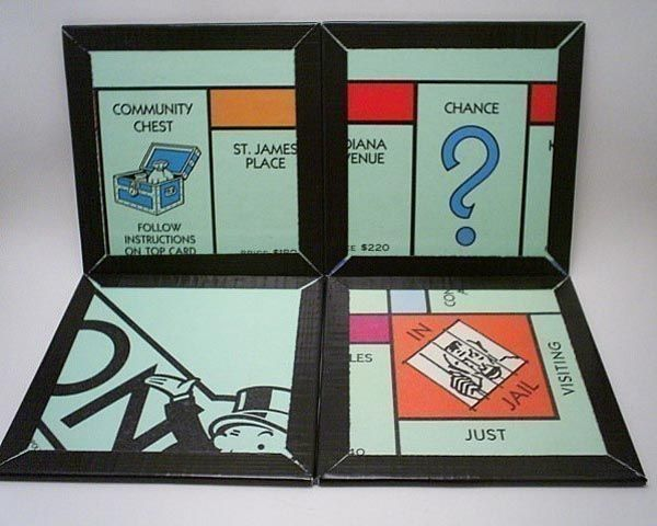 how to set up monopoly