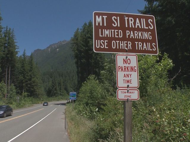 New Mount Si shuttle helps hikers avoid jammed parking lots