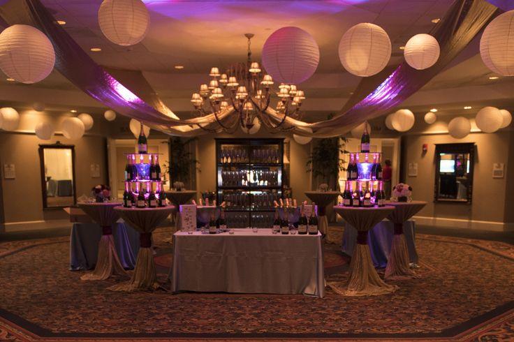 Pre-Function Foyer | Taittinger Champagne Reception