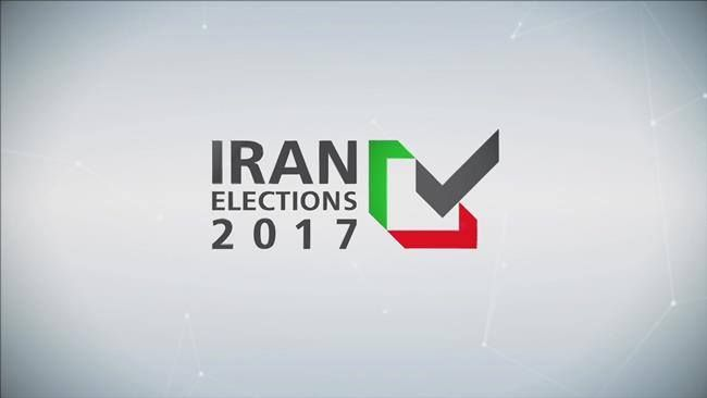 Presidential vote time-lapse: April 30th #IranElections2017