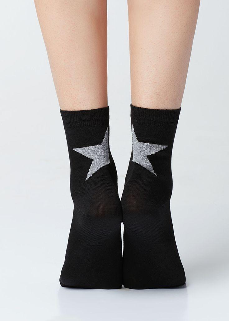 Achetez Socquettes Coton Fantaisie dans la boutique Calzedonia. Une longue tradition de la mode et de qualité.