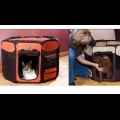 Travel-Lite Soft-Sided Pet Pen at Pet Food Direct; on sale for $59.97