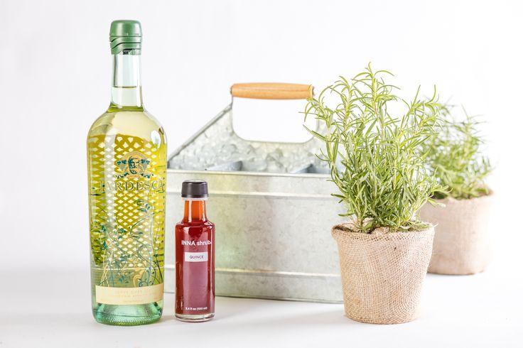 The Best Garden Cocktail Gift Set