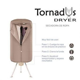 Secadora De Ropa Tornadus Dryer