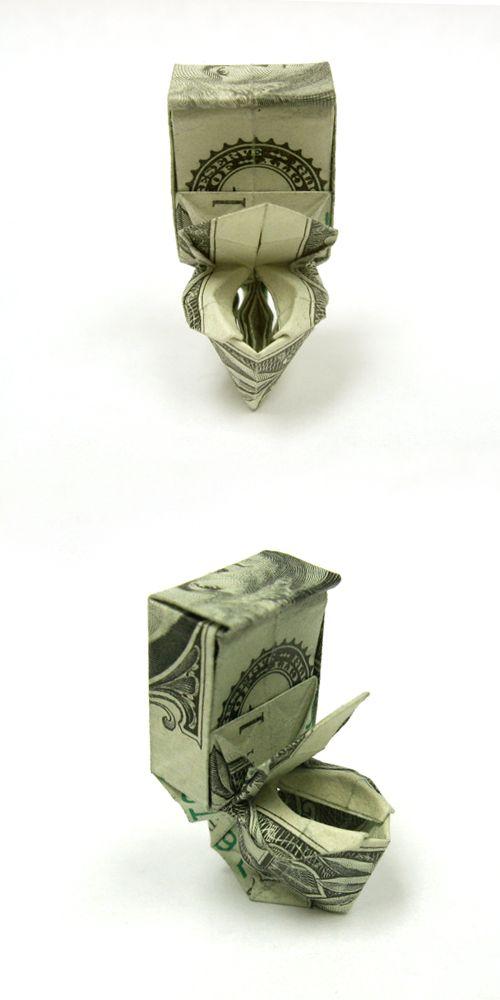 Fabulosa Colección de Origamis de Won Park | El blog del Juanmi