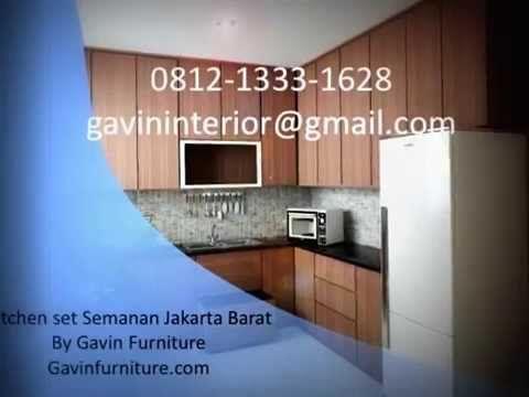 0812-1333-1628 (Tsel) Kitchen Set Murah Jakarta Barat