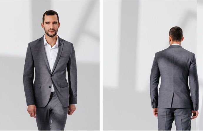 17 meilleures id es propos de veste costume homme sur pinterest veste de mariage pour hommes. Black Bedroom Furniture Sets. Home Design Ideas