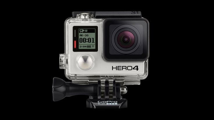 Firmware Update For The New GoPro Hero4 Just Released