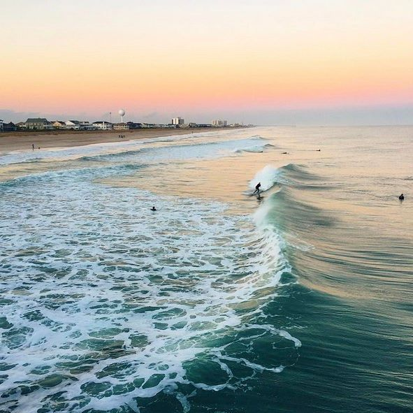 Wrightsville Beach Waves The Best Beaches In World