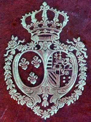 Royal Crest of Queen Marie Antoinette