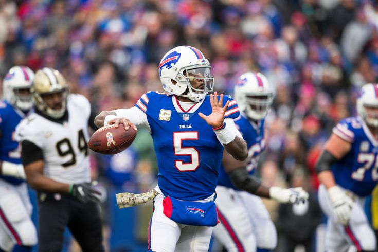 First and 10 On Tyrod Taylor's Benching and a Thursday Night Football Solution - Sports Illustrated