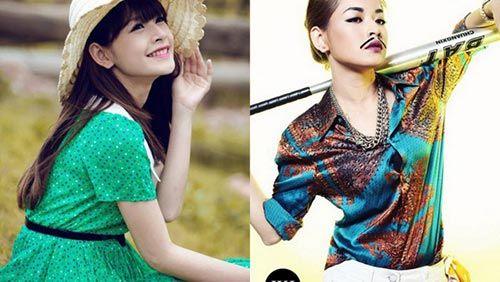 Image result for phong cách khác nhau của chipu