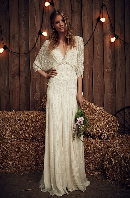 Montana by Jenny Packham - Dreamy Boho Wedding Dresses  - Photos