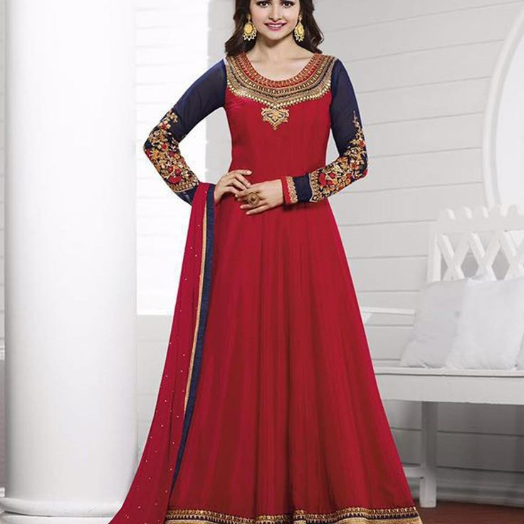 Prachi Desai Maroon Party Wear Bollywood Anarkali Suit » Shoppers99 #anarkalidress #anarkalisuit #pink #blue‬ #partywear #partydress‬ #eid #lehengasuit #lehenga #anarkalilehenga #prachidesai #bollywoodactress #bollywood #anarkali #partywear #partydress #heroin #ethnicwear #ethnic