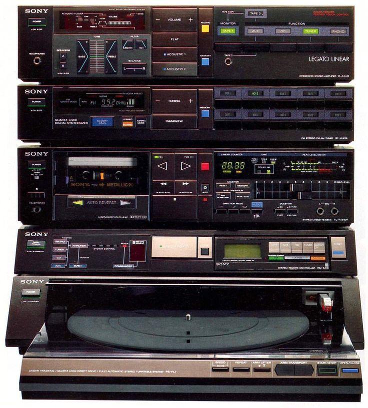 2046 Best Images About Vintage Audio Love On Pinterest