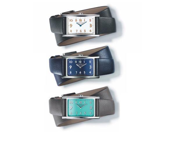 TIFFANY & Co.: Představujeme vám novou kolekci hodinek East West Mini!! | Marie Claire