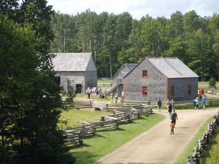 village historique acadien - Recherche Google