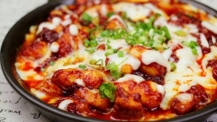 Resep Membuat Buldak Keju, Fire Chicken ala Korea > Kuliner | club.iyaa.com