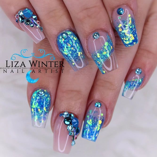 Outstanding Short Coffin Nails Design Ideas For All Tastes In 2020 Coffin Nails Designs Short Coffin Nails Designs Short Coffin Nails