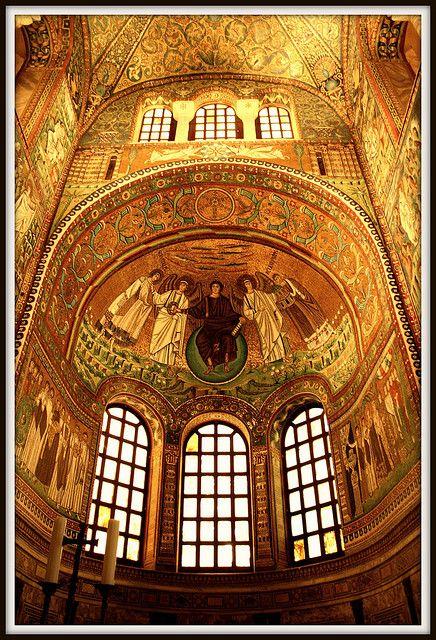 San Vitale. Byzantine, Ravena, Itlay