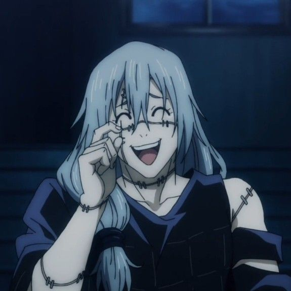 Mahito Icon Jujutsu Anime Villians Anime