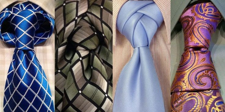 You can make a statement with these knots any day of the week or simply use them to look elegant and stylish during those special events where you really need to stand out. Either way, you'll practically be a forefather of men's fashion no matter whi...