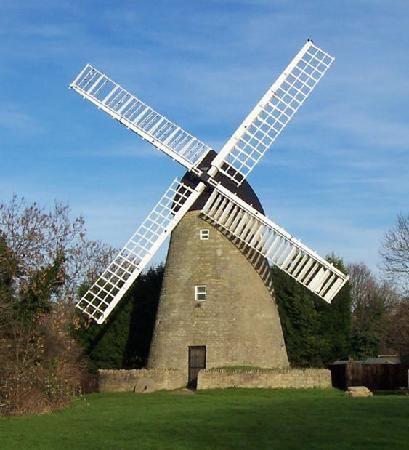 Bradwell Windmill, Milton Keynes