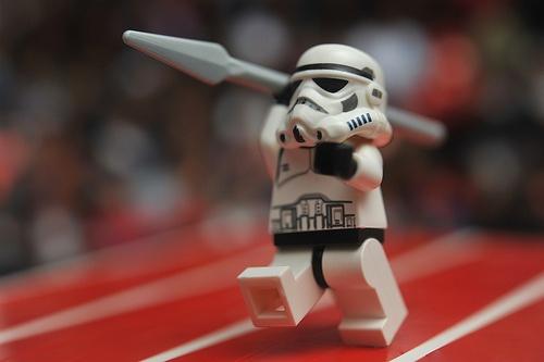 Athletics - Javelin Throw