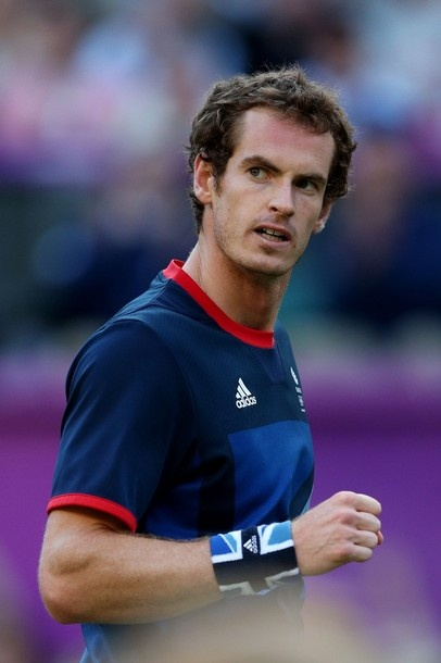 Andy Murray #goforgold