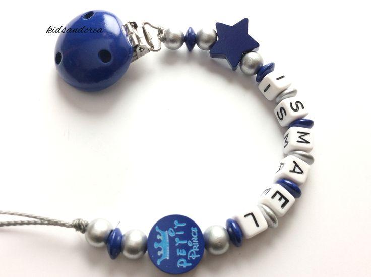 Ficelle pour attache tetine accessoire duveil pour bb - Tuto attache tetine perle ...