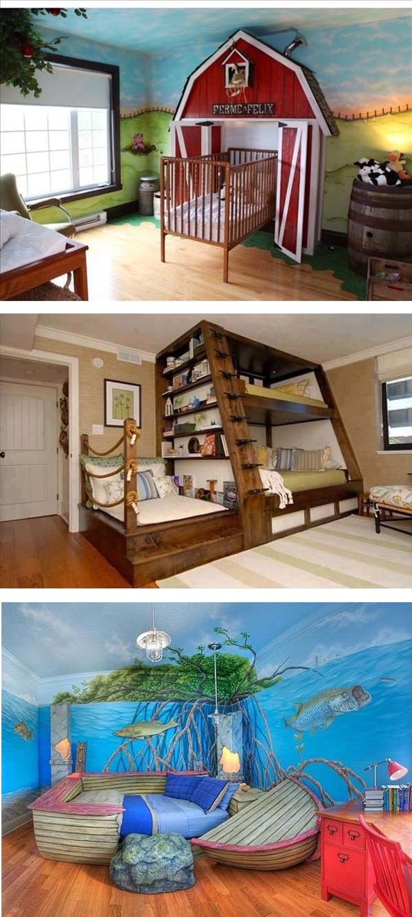 best 25+ creative kids rooms ideas on pinterest | kids rooms, cool