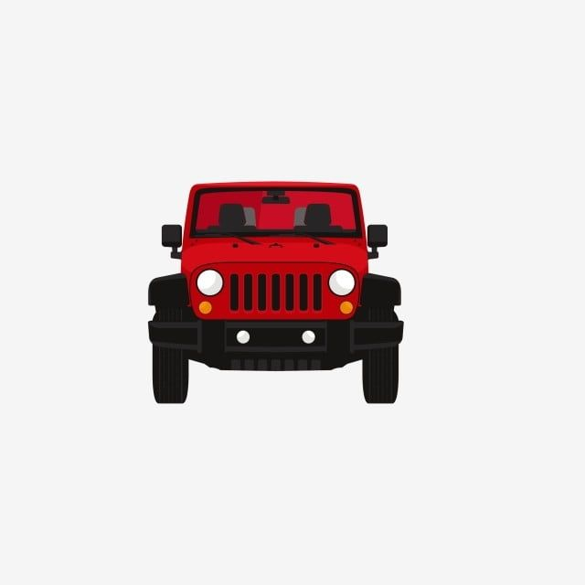 Red Jeep Car Jeep Transportation Car Clipart Car Pattern Jeep Pattern Png And Vector With Transparent Background For Free Download Red Jeep Jeep Cars Jeep