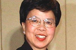 Le Dr Margaret Chan est Directrice générale de l'Organisation Mondiale de la Santé (OMS) depuis janvier 2007.  Source : http://www.vedura.fr/personnalite/margaret-chan